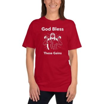 God Bless These Gains Tshirt 7
