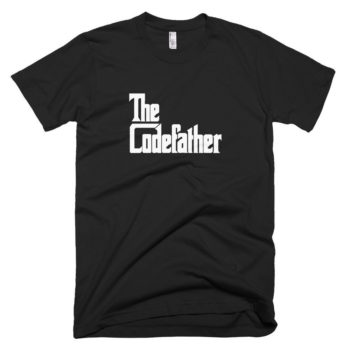 The Codefather T-Shirt 4