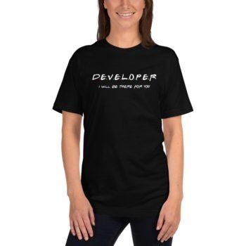 Developer Friends T-Shirt 7
