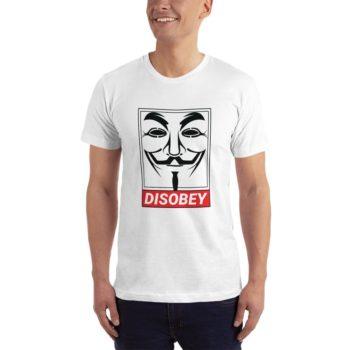 Disobey Hacker T-Shirt 5