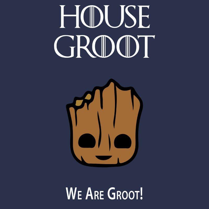 House Groot - Superhero T-Shirt 2