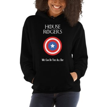 House Rogers - Superhero Hoodie 10