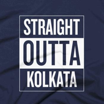 Straight Outta Kolkata T-Shirt 4