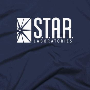 Star Labs T-Shirt 3